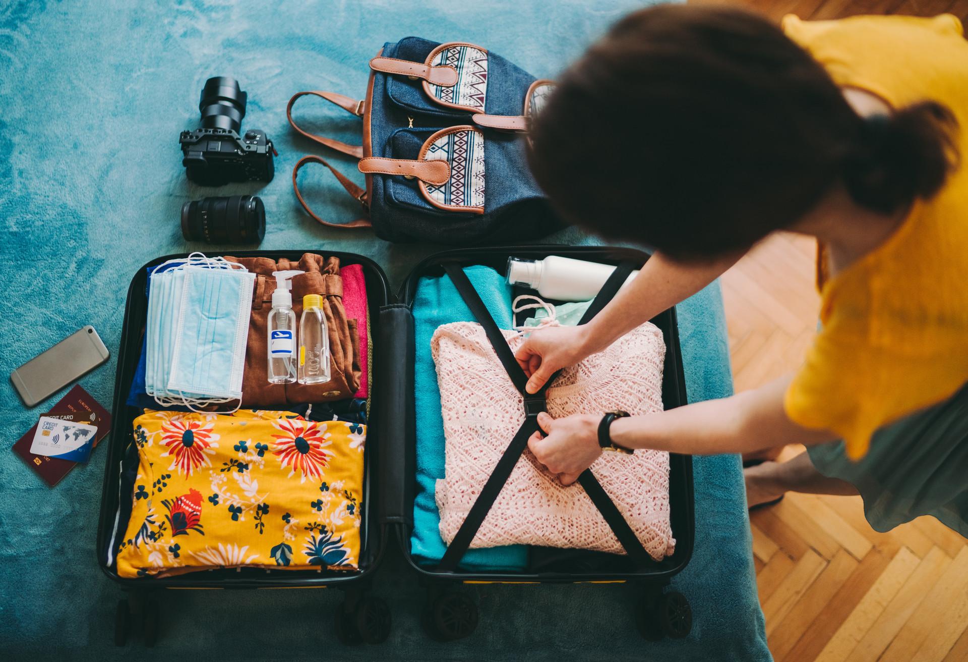 Read more about the article Quero viajar: o que não pode faltar na mala?